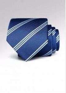 男士西装领带要点盘点