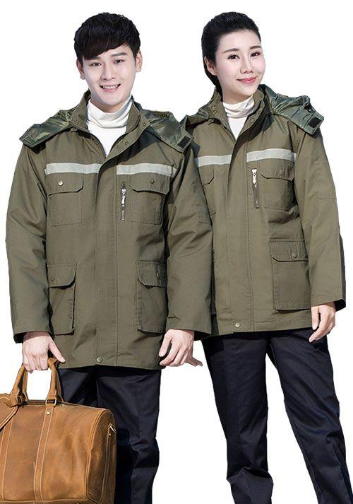 制定工装棉衣外套需要注意的事项有哪些?